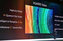 Huawei Vision: Smart TV QLED 4K Quantum Dot, công nghệ AI bao trùm