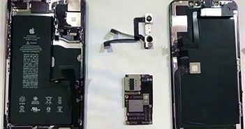 'Mổ bụng' iPhone 11 Pro Max, xác nhận viên pin 'khủng'