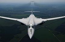Thiên nga trắng Tu-160 của Nga lập kỉ lục bay 25 giờ liên tục