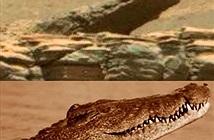 Cá sấu xuất hiện trên sao Hỏa?