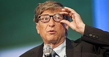 """Bill Gates nói gì khi mọi người nói ông """"có lỗi vì có nhiều tiền""""?"""