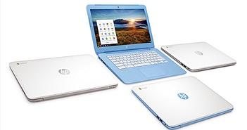 HP nâng cấp Chromebook 14: rẻ hơn (250 USD), pin tốt hơn (9 tiếng), dùng chip Intel Celeron
