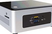 Intel bán ra NUC NUC5PGYH cấu hình hoàn chỉnh, giá 255 USD