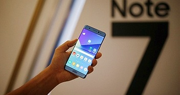 Samsung bị người dùng Note 7 tại Hàn Quốc kiện tập thể