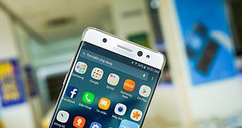 [Galaxy Note 7] 240 tỷ là con số Samsung bỏ ra để thu hồi Galaxy Note 7 tại Việt Nam