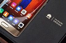 Huawei bí mật sản xuất smartphone có thể gập gọn