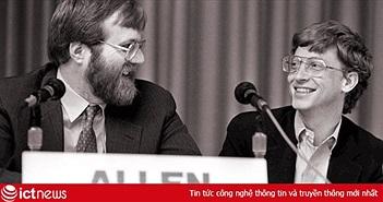 """Bill Gates xúc động nói về cố đồng sáng lập Microsoft: """"Paul Allen đã thay đổi đời tôi"""""""