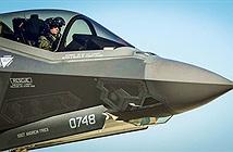 Ngắm chiếc mũ bay gần 10 tỷ đồng của phi công F-35 Mỹ