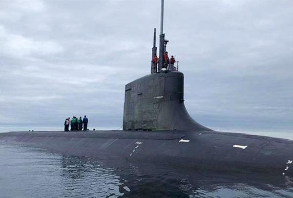 Tàu ngầm Nga đe dọa nước Mỹ, USS Seawolf gánh vác nặng nề?