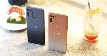 HTC Desire 20+ ra mắt: Snapdragon 720G, RAM 6GB, pin 5000mAh, giá 295 USD