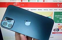 Trên tay chớp nhoáng iPhone 12 và iPhone 12 Pro sắp về Việt Nam giá từ 23 triệu
