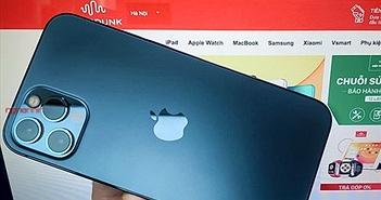 Trên tay 'chớp nhoáng' iPhone 12 và iPhone 12 Pro sắp về Việt Nam giá từ 23 triệu