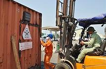 Xử lý thành công 7.000 lít dầu độc ở vịnh Hạ Long