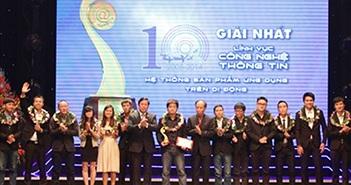 Lần đầu tiên giải thưởng Nhân tài Đất Việt có 3 giải Nhất