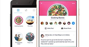 Facebook ra ứng dụng quản lý nhóm