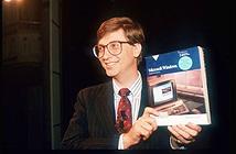 Chúc mừng sinh nhật Windows lần thứ 30!