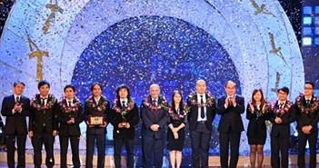 Trao giải Nhân tài đất Việt: Giải pháp định vị đoạt giải nhất CNTT