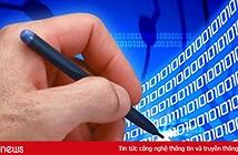 Người có thẩm quyền ký số phải  bảo quản an toàn khóa bí mật cá nhân