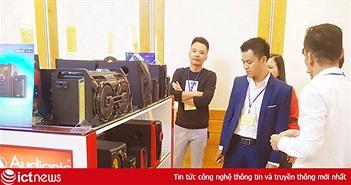 Thương hiệu loa Audionic của Pakistan chính thức vào Việt Nam