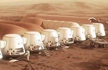Lò phản ứng hạt nhân không gian giúp thuộc địa hóa sao Hỏa