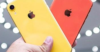 Apple muốn đối tác quên đi chuyện tăng dây chuyền sản xuất iPhone XR