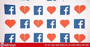 """Bạn có đủ can đảm để """"từ bỏ"""" Facebook?"""