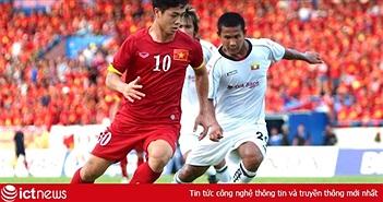 Cập nhật link xem mới nhất trận Việt Nam vs Myanmar 18h30 ngày 20/11