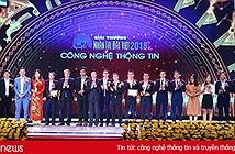 Giải thưởng Nhân tài Đất Việt năm 2018 lĩnh vực CNTT khuyết giải Nhất