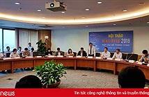 VNPT muốn hiện thực hóa các ý tưởng, sáng kiến Nhân tài Đất Việt 2018