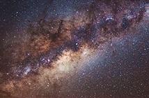 Kinh ngạc xác chết thiên hà rơi vào Milky Way