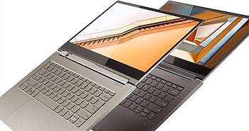 Laptop biến hình Lenovo Yoga C930 về Việt Nam, giá 49 triệu đồng