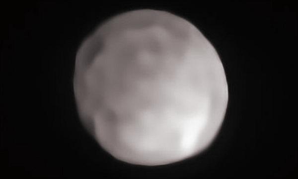 """Bật mí """"sốc"""" về hành tinh lùn nhỏ nhất vũ trụ"""