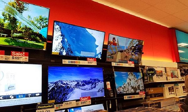 Các thương hiệu điện thoại thông minh đang nhảy sang làm TV
