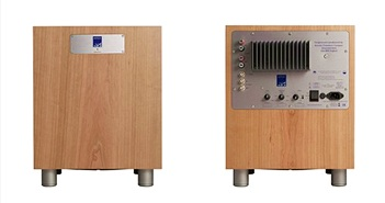 ATC C1 Sub MK2 – Sản xuất tại Anh, củ loa 12in, cho phép ghép đồng thời nhiều subwoofer.