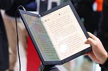Lenovo ThinkPad X1: laptop màn hình gập đầu tiên trên thế giới được trưng bày