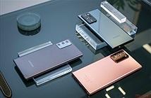 Top 10 smartphone 5G bán chạy nhất thế giới tháng 9/2020: Note 20 Ultra đứng số 1