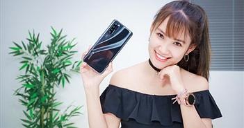 ZTE chuẩn bị tung ra smartphone có camera ẩn dưới màn hình mới
