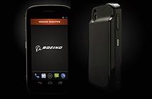 BlackBerry hợp tác Boeing phát triển smartphone tự hủy