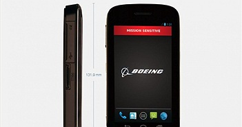 BlackBerry hợp tác Boeing sản xuất smartphone tự hủy