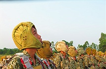 Chùm ảnh về lực lượng đặc công dù Việt Nam