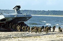 Lính thủy đánh bộ Nga: Chúng ta tới đâu, ở đó có chiến thắng