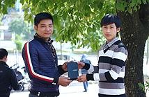 Trao điện thoại Mobiistar PRIME 558 đến tay 2 bạn đọc may mắn