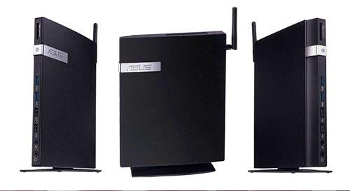 E210, mini-PC đầu tiên không dùng quạt của ASUS