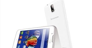 Lenovo mở bán smartphone lõi tứ A328 giá 2,29 triệu đồng