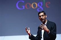 CEO Google: Từ mọt sách đến ông vua công nghệ