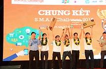 Học viện Bưu chính Viễn thông đạt giải nhất cuộc thi viết ứng dụng thông minh