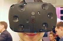 HTC hứa hẹn mang đến CES 2016 bước đột phá lớn về công nghệ thực tế ảo VR