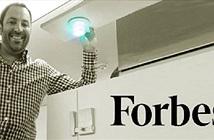 Tooshlights: Đèn thông minh giúp cảnh báo... có người trong toilet