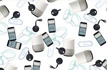 Google đang gián tiếp sản xuất nhiều thiết bị phần cứng
