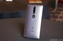 Lenovo lại sắp giới thiệu một smartphone Tango mới